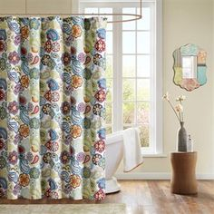 Tamil Shower Curtain 27,99