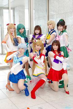 anime SAILOR MOON cosplay costumes   Sailor Moon Cosplay by ~GenbuNoMikooo on deviantART