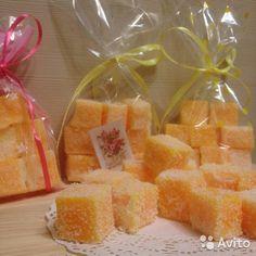 Мыльные кубики ручной работы с оливковым маслом и сахаром изготовлены из качественной английской мыльной основы бережно будут...