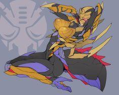 Here I'm going to put here the best of my artwork, for everybody to see. Arcee Transformers, Arte Robot, Robot Girl, Robot Concept Art, Ex Machina, Monster Design, Gi Joe, Character Design Inspiration, Girl Cartoon
