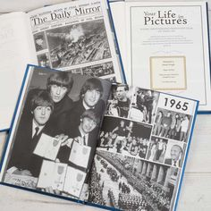 The Personalised Your Life In Pictures Book is a whole personalised book of pictures from your life! Available To Buy Now From Prezzybox at Personalised Your Life In Pictures Book In Stock With Fast, UK Delivery. Diy Birthday Presents For Dad, 80th Birthday Gifts, Personalized Birthday Gifts, Birthday Gift For Him, Personalized Books, Gifts For Mum, Birthday Ideas, 10th Wedding Anniversary Gift, This Is Your Life