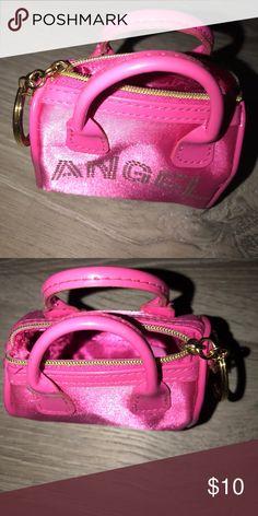 VS Angel keychain Purse Just like new. Victoria's Secret Accessories Key & Card Holders