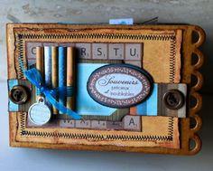 2010/12 : Kit du mois par Cathyscrap85