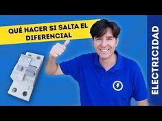 QUÉ HACER SI SALTA EL DIFERENCIAL DEL CUADRO ELÉCTRICO - YouTube