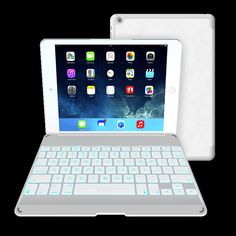 My next iPad case if the budget fits!  (Since the new iPad Air does not fit my lastZagg case:  Pad Air Folio Keyboard | ZAGG