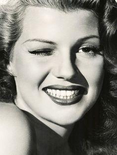 Classic Hollywood Glamour signorelli - girl: Rita Hayward