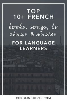 When we hit that intermediate stage of our learning, we're often told that now's the time to start switching over to native source material and to step away from resources aimed at learners. But how do you know just what native source material to choose? Our hopes high, we take to Google hoping to find great French books or films, but lo and behold, the... Keep Reading... #howtolearnfrench