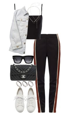 Best Baddie Outfits Part 15 Womens Fashion For Work, Look Fashion, Teen Fashion, Korean Fashion, Fashion Trends, Fashion Black, Polyvore Outfits, Polyvore Fashion, Cute Casual Outfits