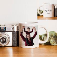 Personalised Sublimation Photo Mug