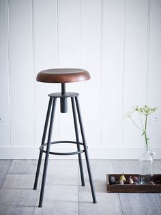 Swivel Stool - Copper