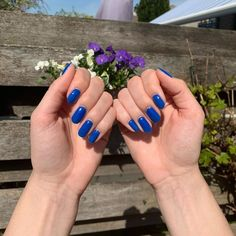 Try the new Mi Casa Es Blue Casa Gel Nail Polish from the Spring 2020 OPI Mexico City Collection. Answer Mexico City's call with this color from OPI! Blue Nails, Blue Nail Polish, Glitter Nails, Nail Trends, Nail Colors, Colours, Plain Nails, Stop Staring, Opi Nails
