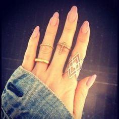 rings & nails <3