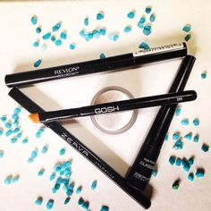How to apply eyeliner: For beginners- Πως βάζω eyeliner: Για αρχάριους | confyandpretty