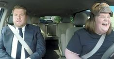 Chewbacca mom, real name Candace Payne, made an appearance on the Late Late Show with James Corden. In a skit she 'drove' Corden to work and was surprised by Star Wars director J. Star Wars Boba Fett, Star Wars Clone Wars, Star Trek, Chewbacca Mom, James Corden Carpool, Jj Abrams, Surprises For Her, Show Dance, The Late Late Show