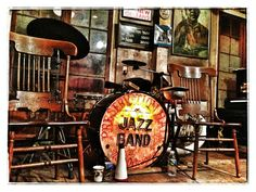 Preservation Hall in New Orleans, LA $15 tickets/ cash only 8, 9 and 10 pm shows
