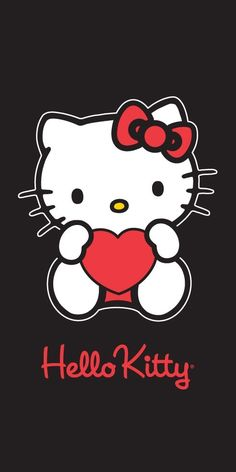 Hello Kitty Art, Hello Kitty Pictures, Hello Kitty Backgrounds, Hello Kitty Wallpaper, Pretty Wallpapers, Winter Wallpapers, Kawaii Doll, Friends Wallpaper, Cellphone Wallpaper