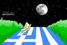 Não deixem a Economia da Grécia cair no abismo, porque a China já declarou sua ajuda!