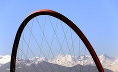 L'arco costruito per le Olimpiadi del 2006