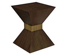 Base para mesa de jantar bamboo square