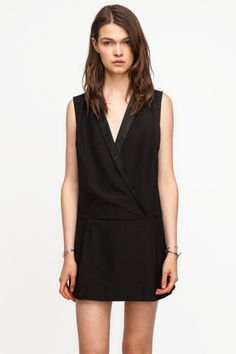 30 Fall Dresses For Every Occasion  #refinery29  http://www.refinery29.com/fall-dresses#slide19  Weekend Party