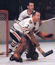 Glenn Hall | Chicago Blackhawks | NHL | Hockey
