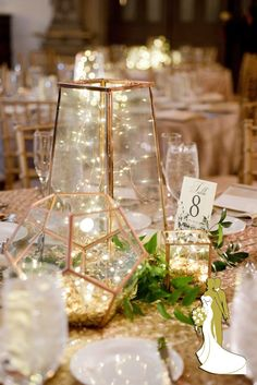 modern fairy light lantern centerpiece #weddingcenterpieces #weddingdecorlanterns ...as gifts or retained as a memento of your wedding day.Wedding decorations are a matter of personal choice but remember be different be organized an...is flowers. In most people's opinions you simply cannot convey the beauty of a room without a beautiful bouquet of flowers in place. You should have #thewhitewedding.club #wedding-decorations-modern #weddings