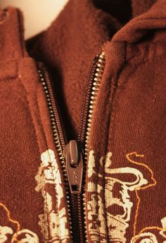 "Replace a broken zipper and save your favorite hoodie. I knew there had to be a way to prevent ""wavy zipper syndrome""!"