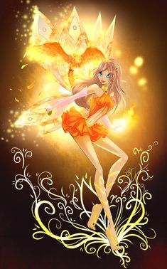 My fiery friends by alamisterra on DeviantArt Beautiful Fantasy Art, Beautiful Fairies, Dessin Animé Lolirock, Fire Fairy, Character Art, Character Design, Les Winx, Fairy Wallpaper, Fairy Coloring