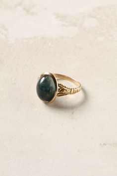 Victorian Agate Ring