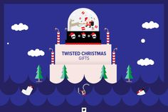 Twisted Christmas Gifts