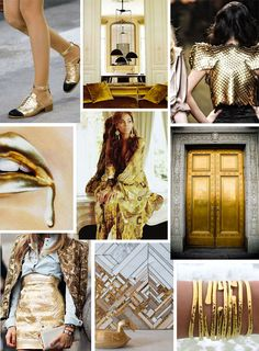 Color Code Gold from The Life Styled