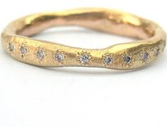 Katherine Bowman makes THE BEST wedding rings in the world!