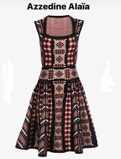 Azzedine Alaia, House Styles, Pink, Dresses, Fashion, Vestidos, Moda, Fashion Styles, Dress