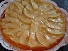 Deliciosa Video receta de Tarta de Manzana Fácil y casera de Disfrutando de la Cocina - Cocina para disfrutar