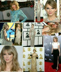 Taylor rocking the red carpet 2014