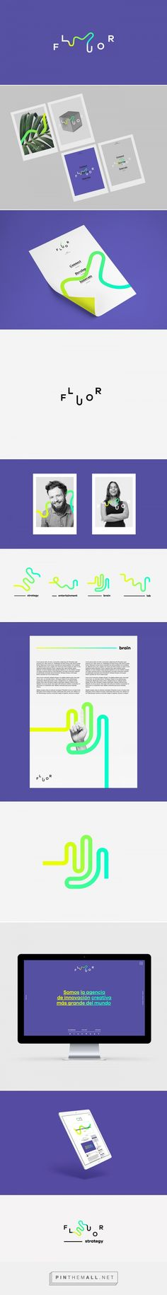 Fluor Naming & Branding on Behance