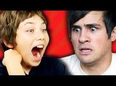 Smosh reacts to kids react to smosh!!