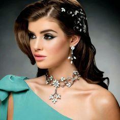 Latest unique beauty makeup for eid ul Azha 2015 2016 (1)