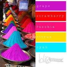 Color palette | color palettes | color swatches | color inspiration | mood board