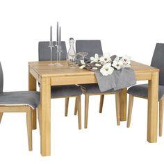 Nádherný bukový jídelní stůl a bukové židle z masivu. Dining Table, Furniture, Home Decor, Decoration Home, Room Decor, Dinner Table, Home Furnishings, Dining Room Table, Home Interior Design
