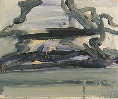 Simon Carter, Clouds over the Sea, 2013