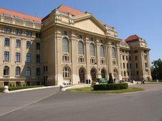 University of Debrecen Heart Of Europe, Central Europe, Slovenia, Homeland, Romania, Budapest, My Dream, University, Around The Worlds