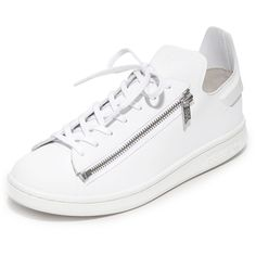 caaff03e831d4 Y 3 Y 3 Stan Zip Sneakers ( 340) ❤ liked on Polyvore featuring shoes