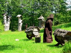 Image detail for -wooden hives in lithuania why is it important the hive