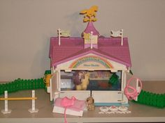 My Little Pony Show Stable
