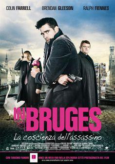 In Bruges - Dolmen Video. Quando una città (in questo caso Bruges) diviene un catalizzatore di attenzione ed un personaggio essa stessa senza mai cadere nello stereotipo oleografico