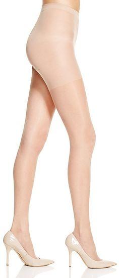 d61676f82 Donna Karan Beyond Nudes Whisper Weight Control Top Tights