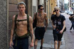Milan Fashion Week Men SS14 | Livin Cool