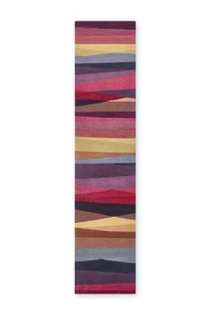 Buy Abstract Multi Stripe Runner from the Next UK online shop