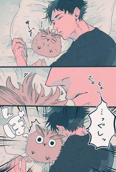 Akaashi Keiji & Bokuto Koutarou | Haikyuu!! #anime